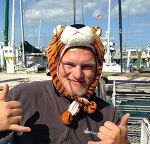 What's that? A shark tiger?