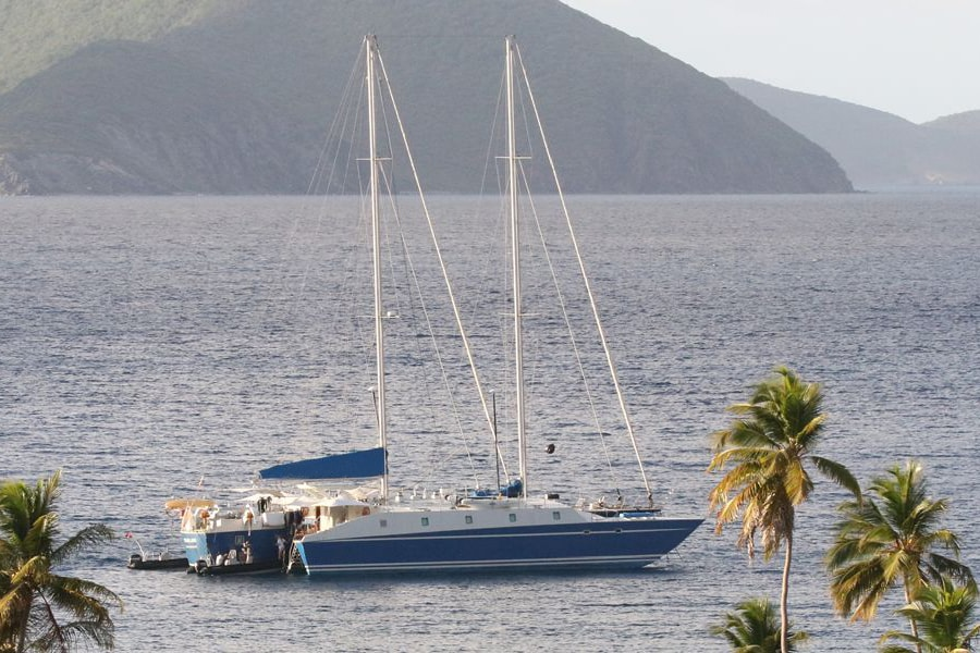 All Star Cuan Law Caribbean dive liveaboard