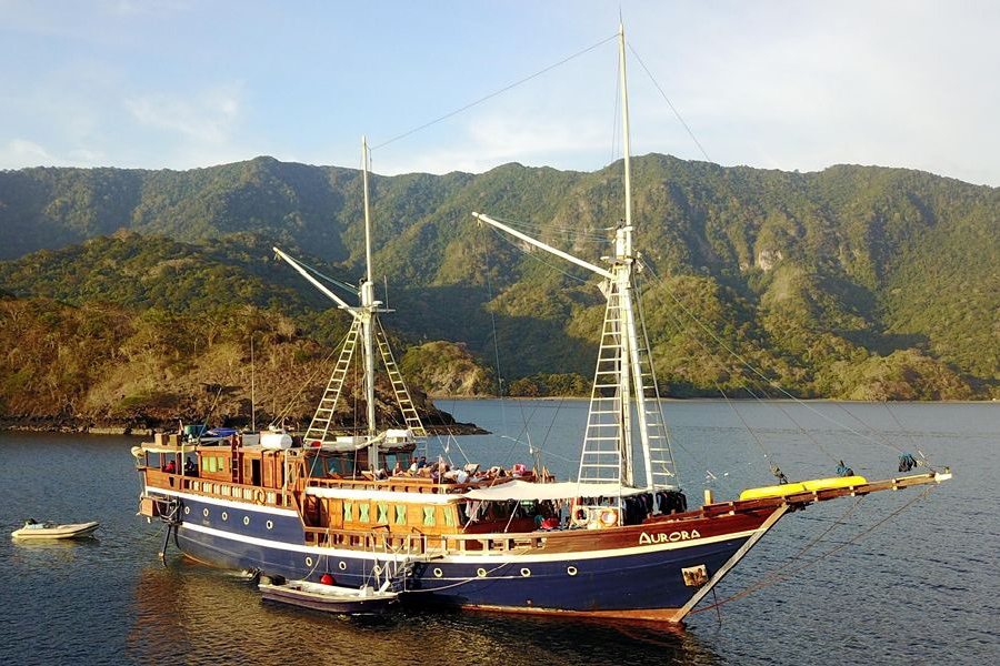 All Star Indonesia dive liveaboard Aurora