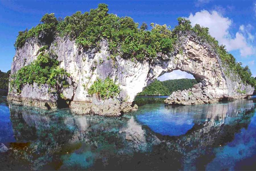 The scenery in The Philippines is just as spectacular