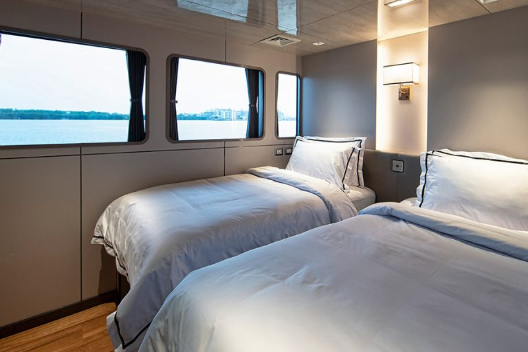 Elite cabin on the All Star Velocean