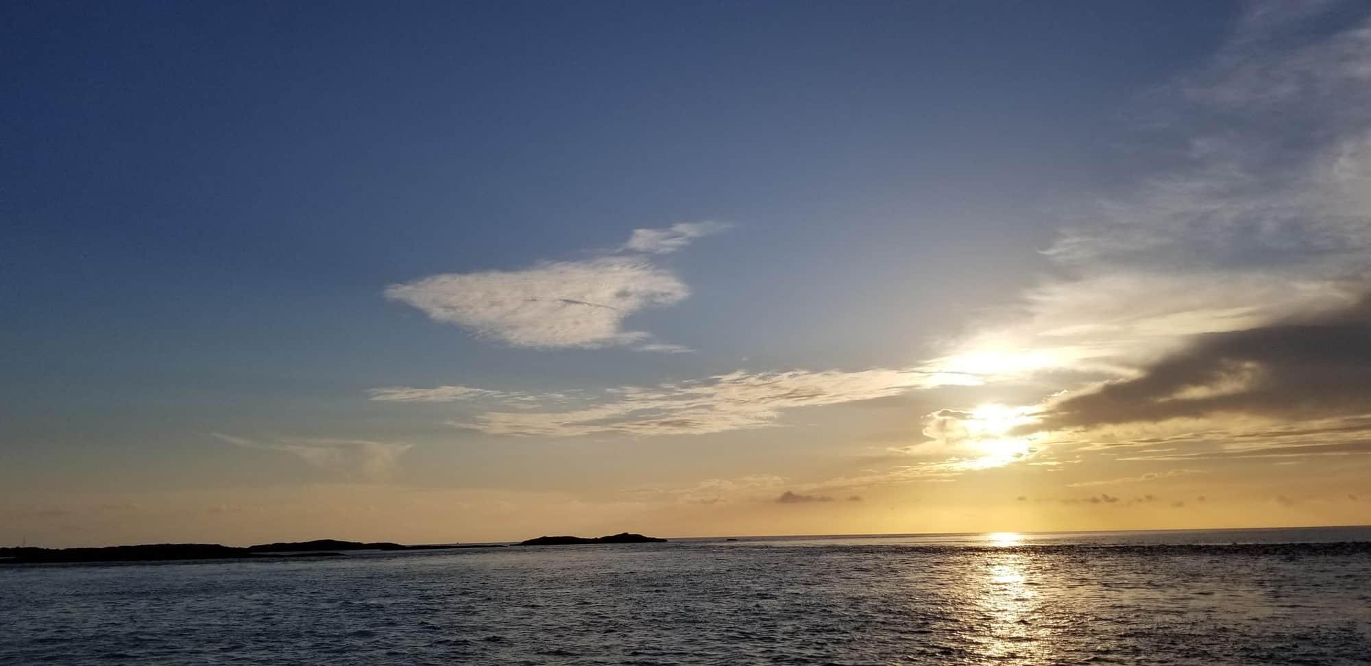 Calm Ocean Morning