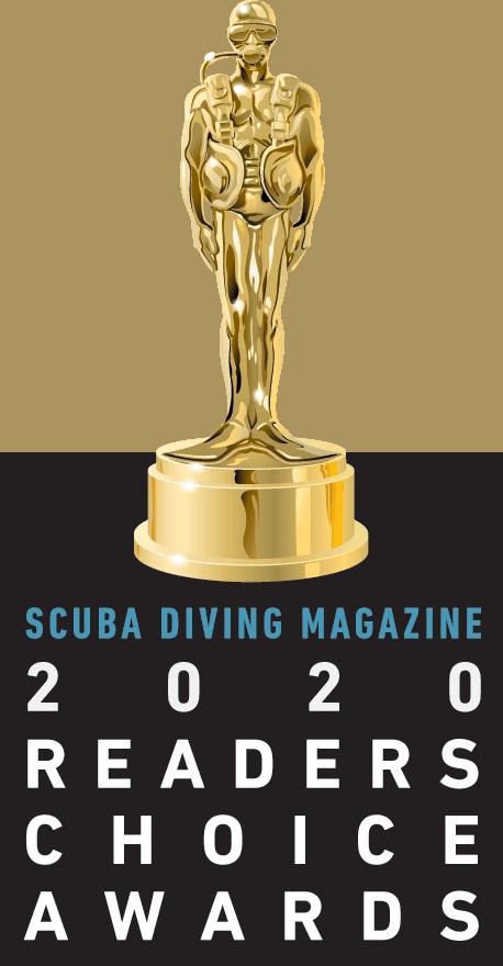 Scuba Diving Magazine Readers Choice Awards