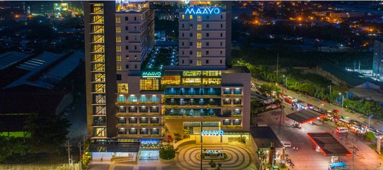 Maayo Hotel in the heart of Cebu