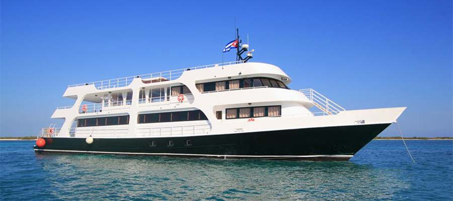 Cuban dive liveaboard All Star Avalon II